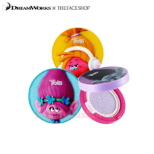 THE FACE SHOP Tone Up Cushion 15g [Trolls Edition]
